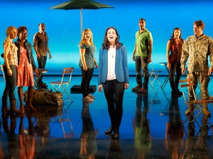 If/Then. Photo credit: Broadway.com