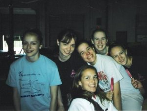 My coaching friends, circa summer 2002
