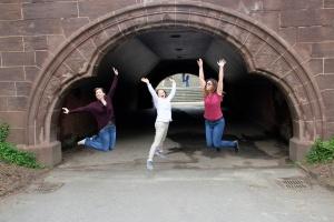 Central Park jump shot