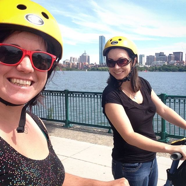 Boston segway